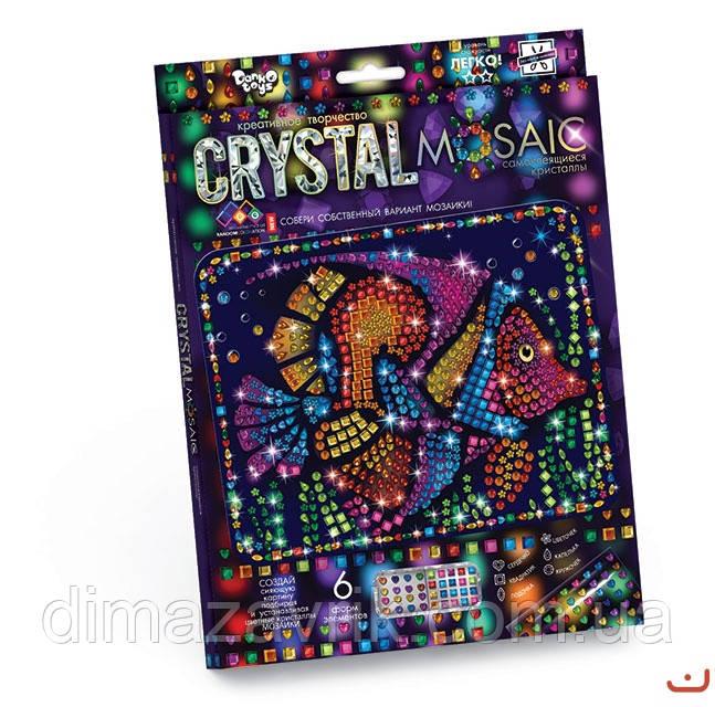 """Набор для творчества """"CRYSTAL MOSAIC"""" """"Мозайка из кристаллов"""""""