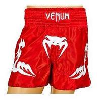 Трусы для тайского бокса Venum Inferno CO-5807-R красные