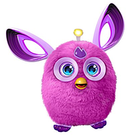 Hasbro Furby Connect Friend, Purple (Ферби Коннект фиолетовый)