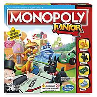 Настольная игра Моя первая Монополия. Оригинал Hasbro Games