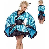 Кимоно халат в японском стилен