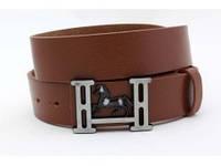 Ремень мужской HERMES  'Real Leather - rl56274'