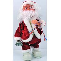Музыкальный Дед Мороз 28 см
