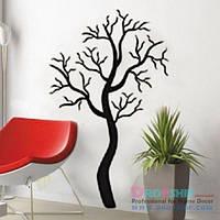 РАСПРОДАЖА! Виниловая наклейка - Абстракция, дерево