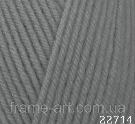 Гималая Софт Вулл 100г/250м 227-14 темно-серый (Люкс Вулл)