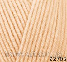 Гималая Софт Вулл 100г/250м 227-05 карамель (Люкс Вулл)