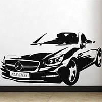 РАСПРОДАЖА! Виниловая наклейка - Автомобиль Mercedes