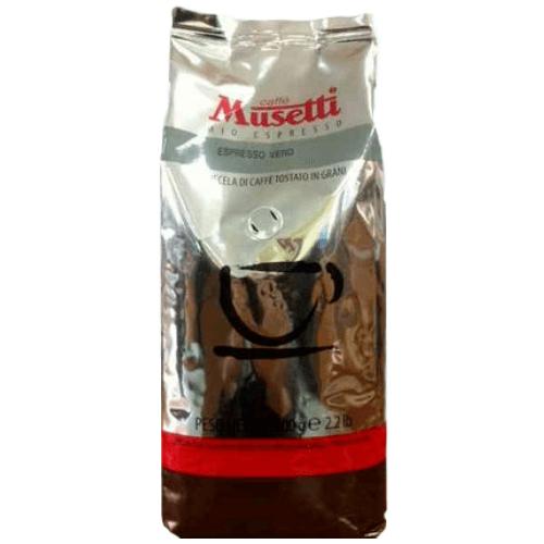 Кофе Musetti Caffe Espresso Grand Bar в зернах 1000 г
