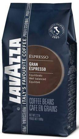 Кофе Lavazza Gran Espresso в зернах 1000 г