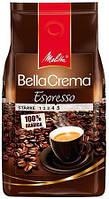 Кофе MELITTA BellaCrema Espresso в зернах 1000 г