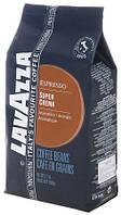 Кофе Lavazza Super Crema в зернах 1000 г