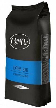 Кофе Caffe Poli Extrabar в зернах 1000 г