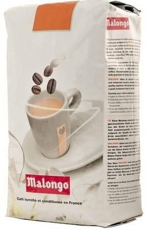 Кофе Malongo COLOMBIE SUPREMO в зернах 1000 г