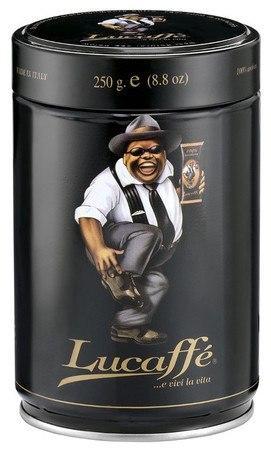 Кофе Lucaffe Mr.Exclusive - 100% Arabica в зернах 250 г