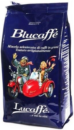 Кофе Lucaffe Blucaffe в зернах 700 г