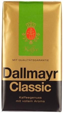 Кофе Dallmayr Classic молотый 500 г