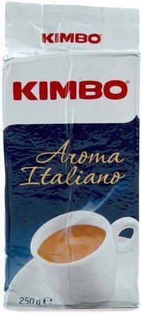 Кофе KIMBO Aroma Italiano молотый 250 г