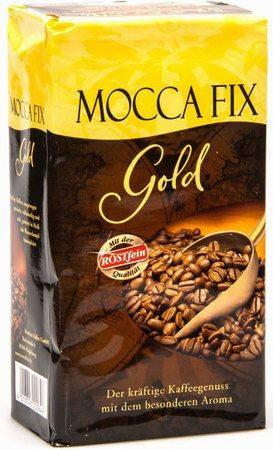 Кофе ROSTfein Mocca Fix gold молотый 500 г