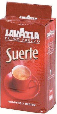 Кофе Lavazza Suerte молотый 250 г