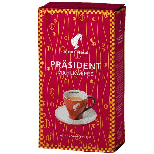 Кофе Julius Meinl President молотый 250 г