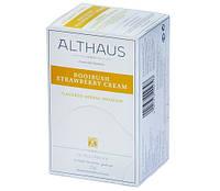 Чай ройбуш Клубника со сливками Althaus фильтр-пак 30 г