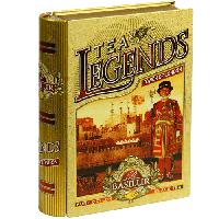 Черный чай Basilur Лондонский Тауэр ж/б 100 г