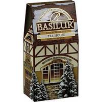 Черный чай Basilur чайный домик картон 100 г