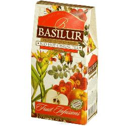 Фруктовый чай Basilur Горящий имбирь 100 г