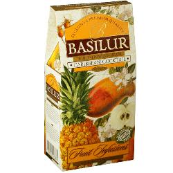 Фруктовый чай Basilur Карибский коктейль 100 г