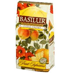 Фруктовый чай Basilur Индийское лето картон 100 г