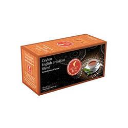 Черный чай Цейлонский завтрак Julius Meinl фильтр-пак 43;75 г