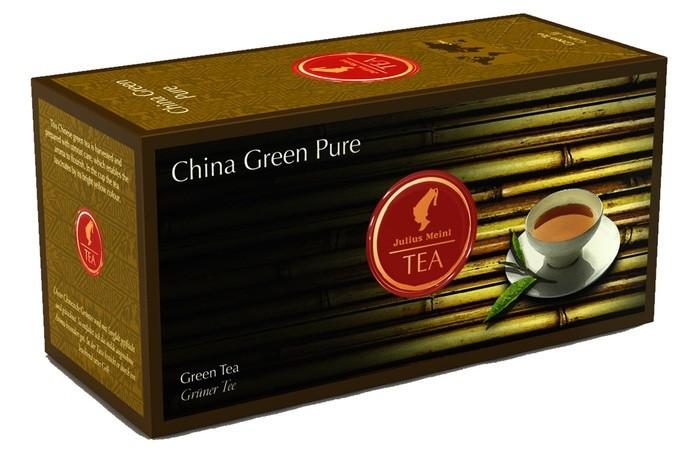 Зелений чай Класичний Julius Meinl фільтр-пак 43,75 р
