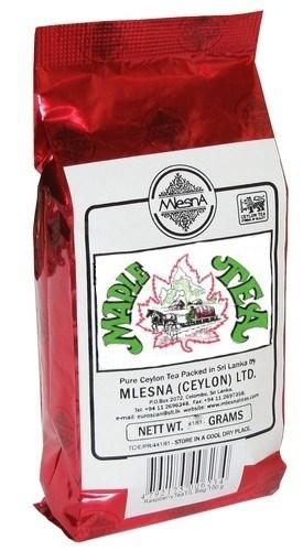 Черный чай Кленовый сироп Млесна пак. из фольги 500 г
