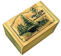 Черный чай Винтедж Голден O.P сезонного сбора Млесна д/к 125 г