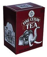 Черный чай Прекрасный Цейлон Млесна картон 250 г