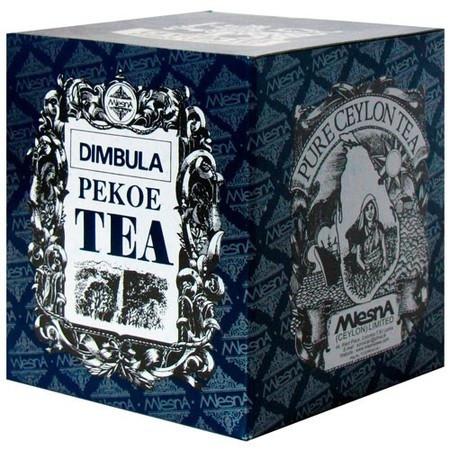 Черный чай Димбула P Млесна картон 200 г