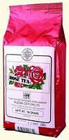 Черный ароматизированный чай Млесна Роза  пак. из фольги 500 г