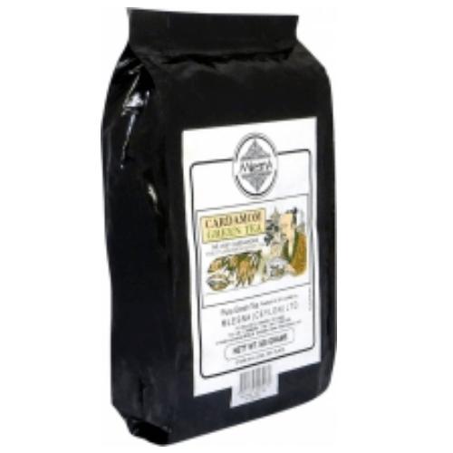 Зеленый чай Кардамон Млесна пак. из фольги 500 г