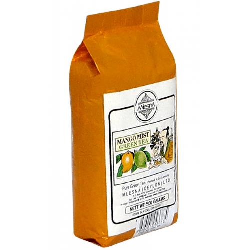 Зеленый чай Манго-мист Млесна пак. из фольги 500 г