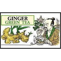 Зеленый чай Имбирь Млесна пак. из фольги 100 г