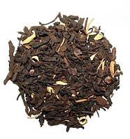 Черный чай Шоколадный пуэр Teahouse 250 г