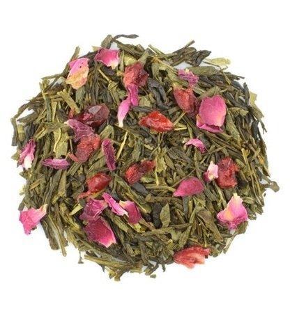 Зеленый чай Японская сакура Teahouse 250 г
