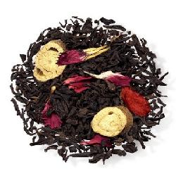 Черный чай Садовая гвоздика Бриллиантовый Дракон ж/б 200 г
