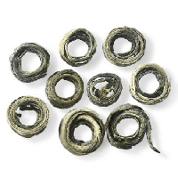 Зеленый чай Жасминовые кольца Бриллиантовый Дракон пак. из фольги 100 г
