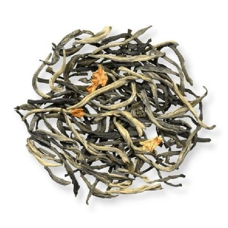 Зеленый чай Жасминовый источник Бриллиантовый Дракон ж/б 200 г