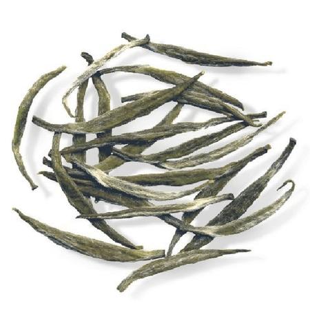 Зеленый чай Серебряные стрелы Бриллиантовый Дракон ж/б 50 г
