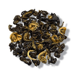 Красный чай Золотая спираль Бриллиантовый Дракон ж/б 100 г