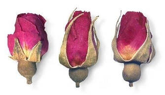 Цветочный чай Бутон чайной розы Бриллиантовый дракон пак. из фольги 200 г