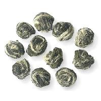 Жасминовый чай Белый жемчуг Бриллиантовый Дракон ж/б 50 г