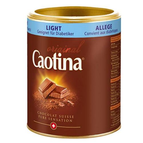 Kакао Caotina zucker light ж/б 350 г